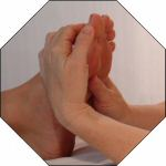 Reflexology at the Haven Healing Centre