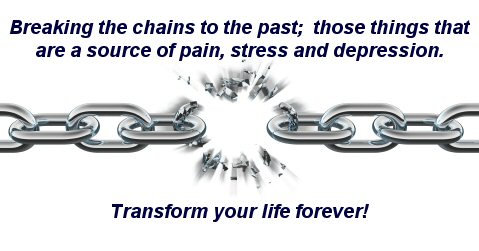 Cut the cords that bind. Transform your life forever!
