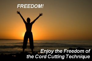 Enjoy the Freedom of the Cord Cutting Technique