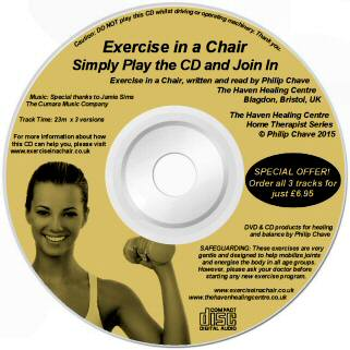 Exercise in a Chair - Lightscribe Label