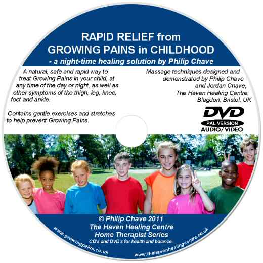 The Growing Pains Relief Technique