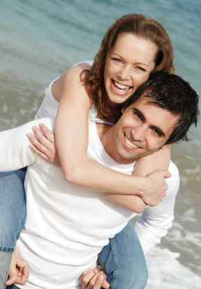 Building Lasting Relationships - Happy Couple