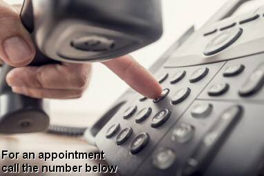 Needle phobia and treatment. Call to make your appointment
