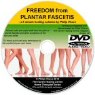 FREEDOM from PLANTAR FASCIITIS