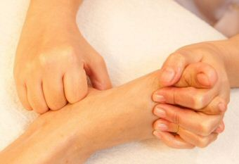 Reflexology to Help Induce Labour