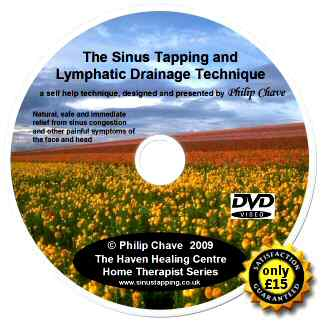 The Sinus Tapping and Lymph Drainage Technique